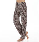 Anne Klein Animal Long Pant 8710409