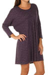 Poised and Poetic Casual Allure 3/4 Sleeve Caftan