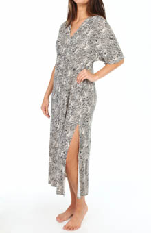 Anne Klein Merry & Bright Long Caftan 8810369