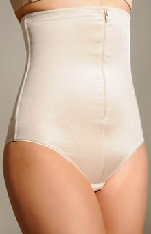 Power Curves Hi-Waist Control Brief