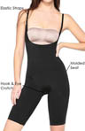 Secret Weapon High Back Body Shaper with Legs