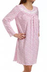 Aria Dreaming Of Sugar Plums Long Sleeve Nightgown 8014822