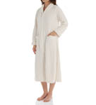 Enchanting Long Sleeve Ballet Zip Robe Image