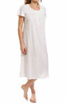 Aria Vintage Romance Short Sleeve Ballet Nightgown 8214823