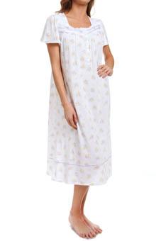 Aria Lavender Spell Short Sleeve Ballet Gown 8214838