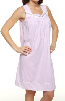 Strawberry Fields Sleeveless Short Nightgown