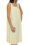Sweet Lemonade Sleeveless Waltz Nightgown