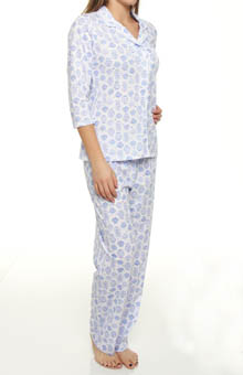 Aria Blue Nile Long PJ Set