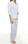 Aria Blue Nile Long PJ Set 891978
