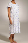 Blue Skies Cap Sleeve Long Gown
