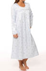 Simply Charming Long Sleeve Ballet Nightgown