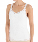 Victoria Lace-Trimmed Camisole
