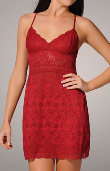 Loreili Strech Lace Chemise