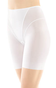Assets by Sara Blakely Cool Control Mid Thigh Shaper 1165