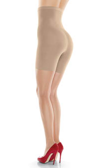 Assets by Sara Blakely High-Waist Mid-Thigh Shaper Super Control 871B