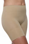 Assets Red Hot by Spanx Mid-Thigh Super Control Shaper 1840