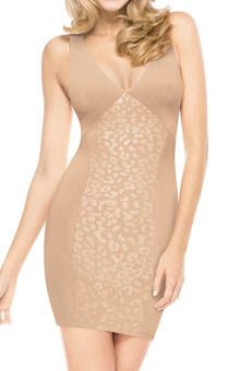 Sleek Slimmers Cheetah Slip