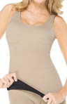 Assets Red Hot by Spanx Flipside Firmers 4 Way Tank 1873