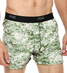 AYG Performance Tech Silk Boxer