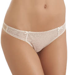b.tempt'd by Wacoal Full Bloom Thong