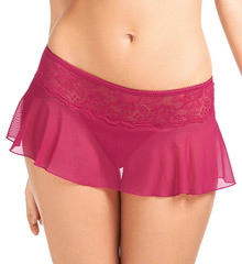 b.tempt'd by Wacoal B.Delight'd Skirted Thong 948192