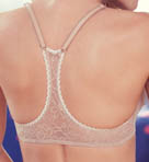 Full Bloom Front Close Racerback Bra Image