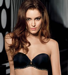 b.tempt'd by Wacoal Faithfully Yours Strapless Convertible Push Up Bra 954108