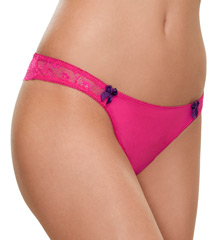 Most Desired Table Pants Bikini Panty