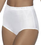 Bali Comfort Nylon Brief Panty 2272