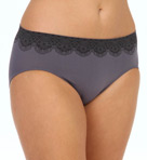 Bali One Smooth U All-Over Smoothing Hi Cut Panty 2362