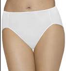 Bali No Lines No Slip Tailored Hi-Cut Panty 24A2