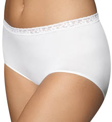 Comfort Revolution Seamless Lace Brief Panty