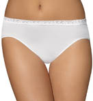 Bali Comfort Revolution Seamless Lace Hi-Cut Panty 2650
