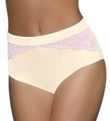 Bali Comfort Indulgence Silk Modern Brief Panty 2782