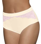 Comfort Indulgence Silk Modern Brief Panty
