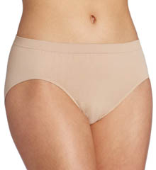 Microfiber Solid Hipster Panty