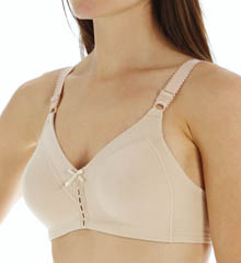Double Support Wire-Free Bra
