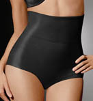 Bali Smooth It Out Hi Waist Brief Panty 8403