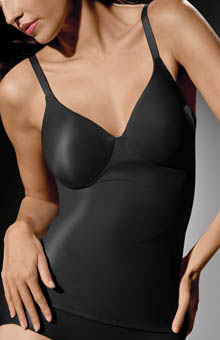 Smooth it Out Cami with Concealers Underwire Bra