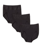 Passion for Comfort Seamless Brief Panty 3 Pack