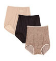 Bali Skimp Skamp Brief Panty 3 Pack A633