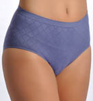 Microfiber Diamond Brief Panty 3-Pack