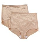 Firm Control Brief with Tummy Panel - 2 Pack Image