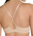Barely There Invisible Look Front Close T-Back Underwire Bra 4116