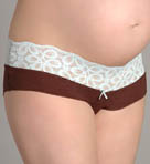 Lotus Lace Girl Short Panty