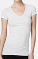 Bella Luxx Short Sleeve V-Neck Tee BL1001