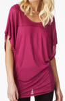 Bella Luxx Seamed Dolman Top BL1030