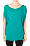 Bella Luxx Circle Drape Top BL1051