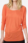 Bella Luxx Dolman Raglan Top BL3008