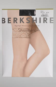 Berkshire Shimmer Leg Thigh High 1340